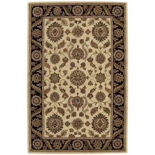 Nourison India House Beige Rug (3'6 x 5'6)