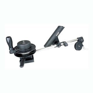 Scotty 1050DPR Depthmaster Manual Downrigger with Rod Holder