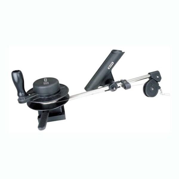 Scotty 1050DPR Depthmaster Manual Downrigger with Rod Holder