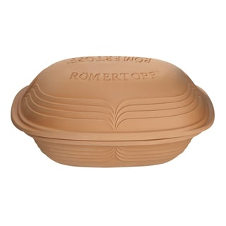 Romertopf Medium Modern Glazed Clay Cooker