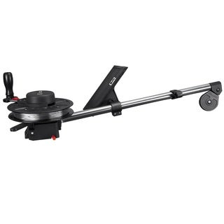 Scotty Strongarm 30 Manual Downrigger with Rod Holder