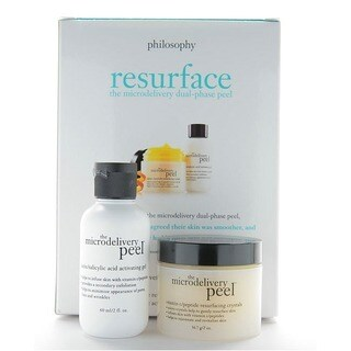 Philosophy Resurface The Microdelivery Dual-Phase Peel 2-piece Set