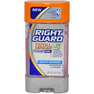 Right Guard Total Defense 5 Power Gel