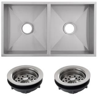 Square Kitchen Sinks For Less   Overstock.com
