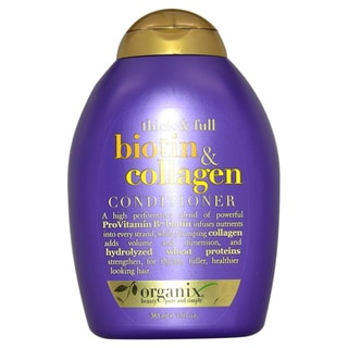 Organix Thick and Full Biotin and Collagen Conditioner 13-ounce Conditioner