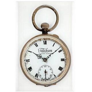 Hans Andersen Home Pocket Watch Wall Clock