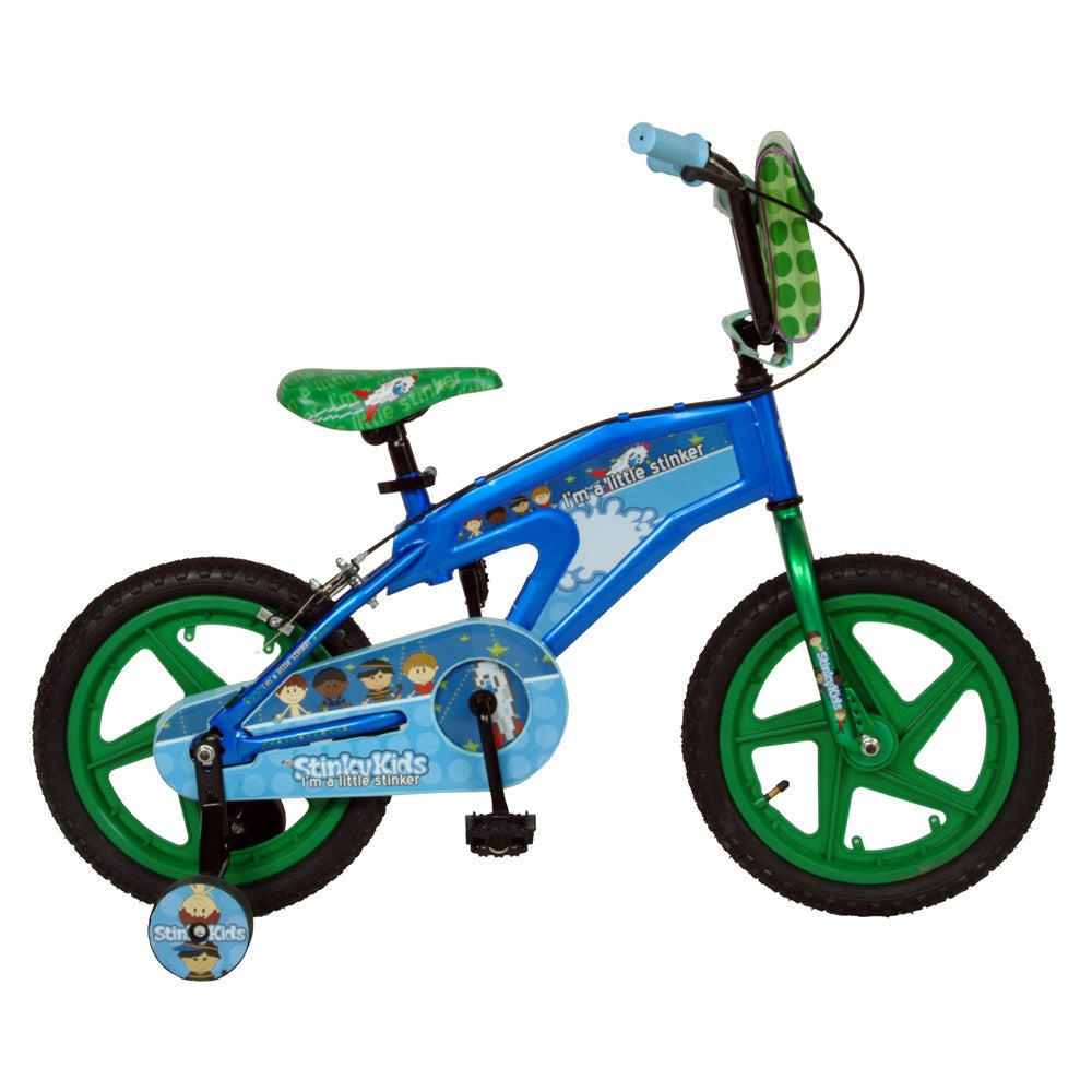 "Stinkykids 16-inch Boy's Bicycle (Stinkykids 16"" Boys Bic..."