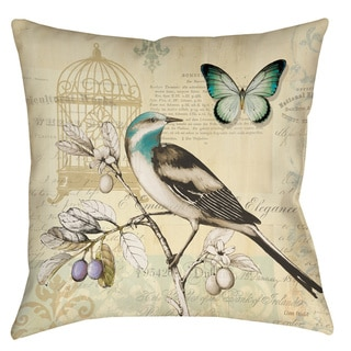 Freedom II Elegance 19-inch Throw Pillow