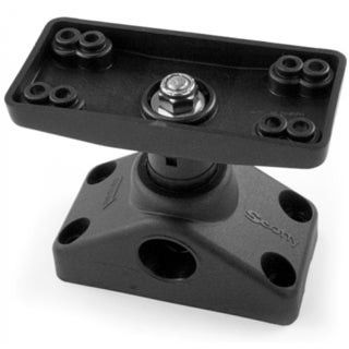 Scotty Fishfinder Mount, for Lowrance/Eagle
