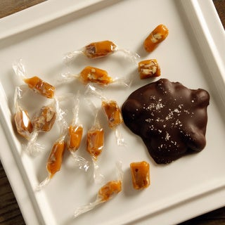 Untamed Confections Pecan Pie Honey Caramels & Organic Dark Chocolate Salted Desert Tortoise
