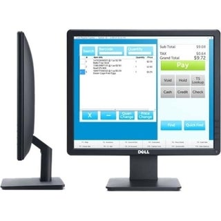 "Dell E1715S 17"" LED LCD Monitor - 5:4 - 5 ms"