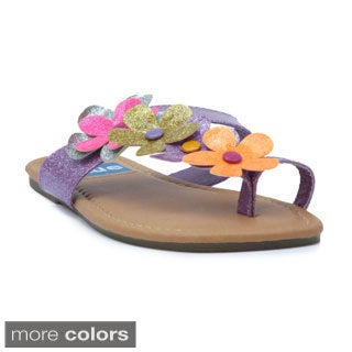 Blue Children's K-Mosey Sandals