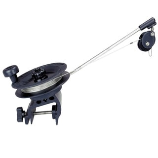 Scotty Laketroller Manual Downrigger Clamp Mount