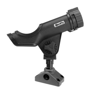 Scotty QUAD Powerlock Rod Holder with 241 Side/Deck Mount