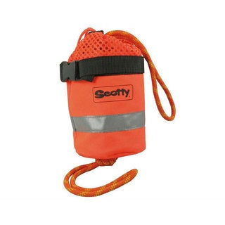 Scotty Throw Bag with 50-foot Floating MFP Line