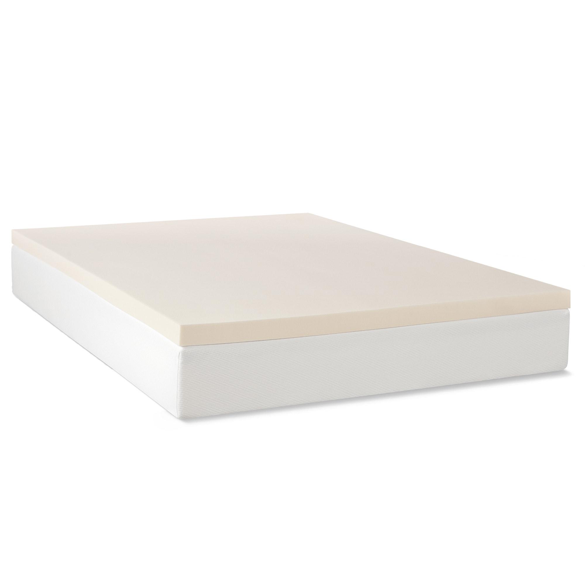 Select Luxury RV 2-inch Memory Foam Mattress Topper (Twin)
