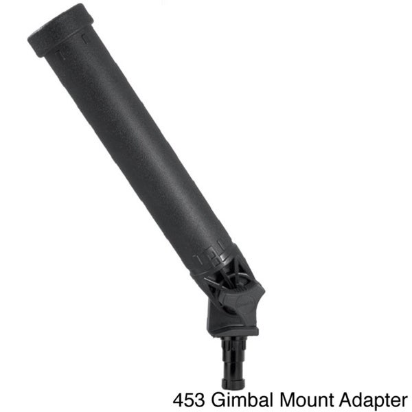 Scotty Rocket Launcher Rod Holder, No SS Jacket with Mount