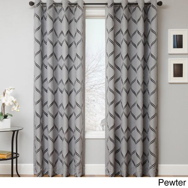Softline Roxy Grommet Top Curtain Panel