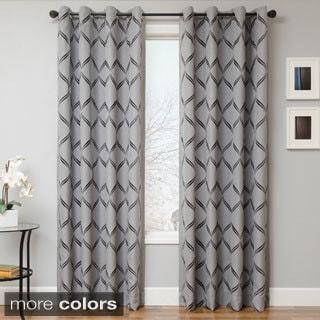 Roxy Grommet Top Curtain Panel