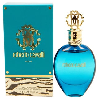 Roberto Cavalli Acqua Women's 1.7-ounce Eau de Toilette Spray