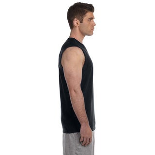 Gildan Men's Ultra Cotton Sleeveless T-shirt