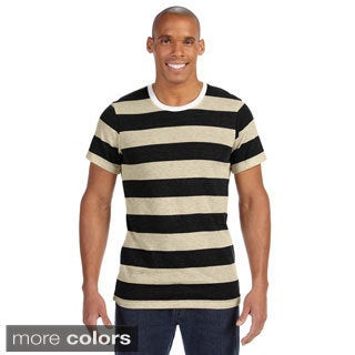 Men's Stripe Crew