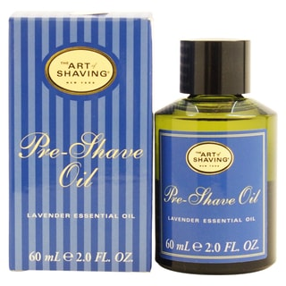 The Art of Shaving Men's Lavender 2-ounce Pre-Shave Oil