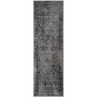 Safavieh Adirondack Grey/ Black Rug (2'6 x 8')