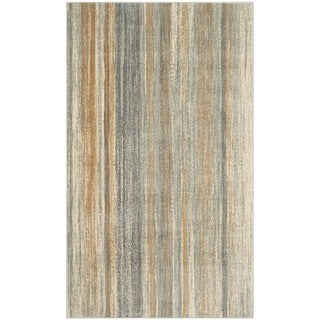 Safavieh Vintage Light Blue Viscose Rug (3'3 x 5'7)