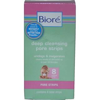 Biore Original Deep Cleansing 8-piece Pore Strips