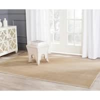 Safavieh Infinity Beige/ Green Polyester Rug - 8' x 10'