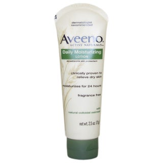 Aveeno Active Naturals 2.5-ounce Daily Moisturizing Lotion