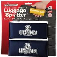 NCAA UConn Huskies Original Patented Luggage Spotter (Set of 2)