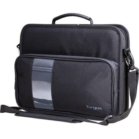 """Targus TKC001 Carrying Case (Messenger) for 11.6"""" Notebook - Black"""