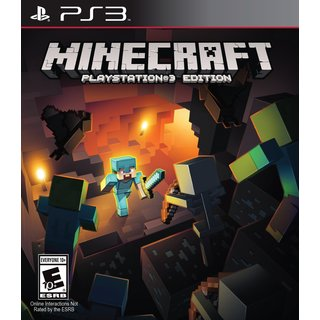 PS3 - Minecraft
