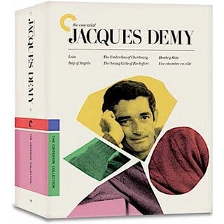 The Essential Jacques Demy Box Set (Blu-ray/DVD)
