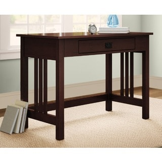 Classic Single-drawer Mission Desk