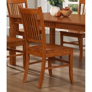 Coaster Company Marbrisa Brown Wood Dining Chair