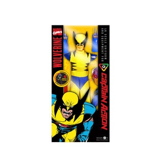 Round 2 Captain Action Wolverine Costume Set