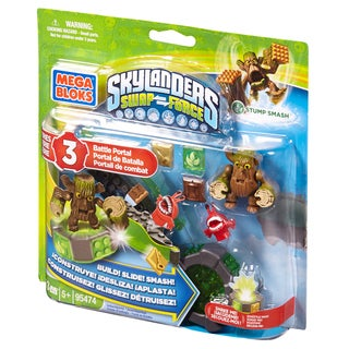 Skylanders Giants Stump Smash's Battle Portal