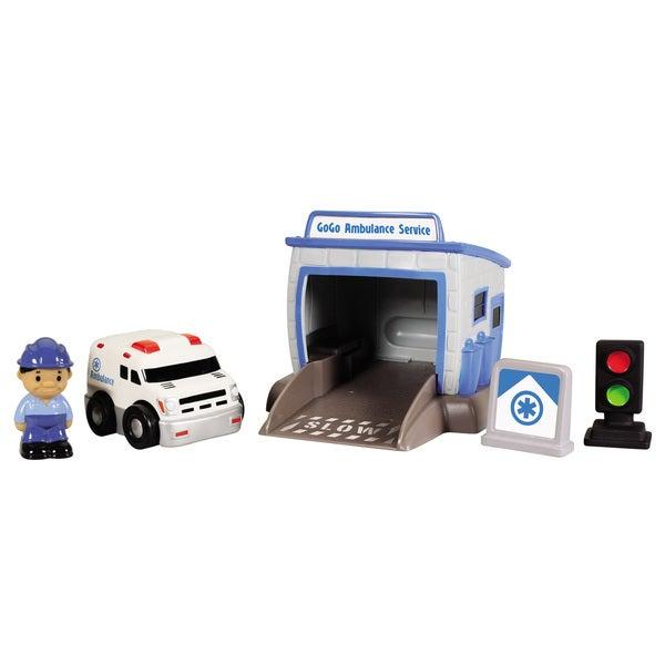 Kid Galaxy GoGo City Hospital Playset