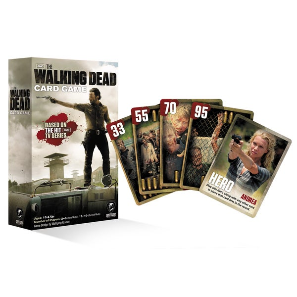 Cryptozoic Entertainment The Walking Dead Card Game