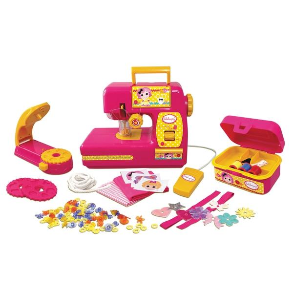 NKOK Lalaloopsy Sewing Machine Bead Applicator