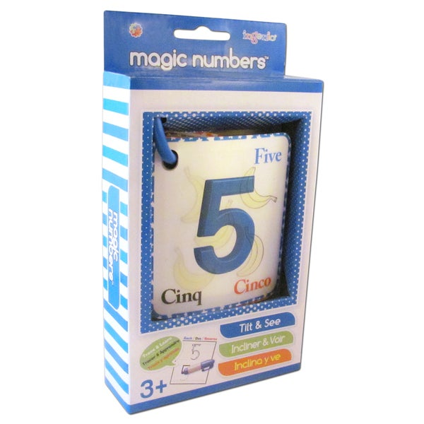 Smart Play Magic Numbers Flash Cards