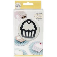 "Large Punch-Cupcake, 1.75""X2"""