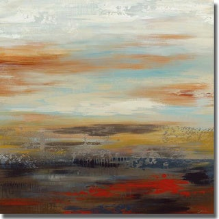 Liz Jardine 'A New Dawn' Canvas Art