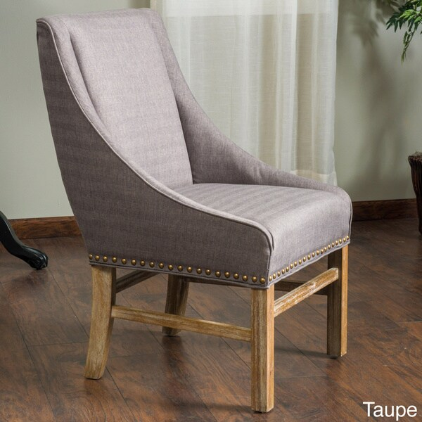 james fabric dining chair single by christopher knight home free