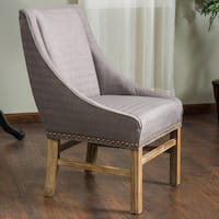 James Fabric Dining Chair (Single) by Christopher Knight Home