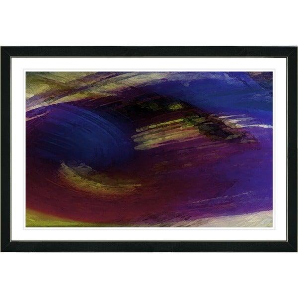 Zhee Singer 'Prelude' Framed Fine Art Print