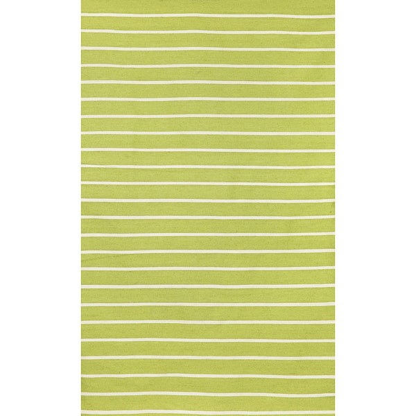Tailored Sage Green Outdoor Rug (8'3 x 11'6) - 8'3 x 11'6